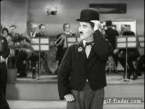 Watch and share Charlie Chaplin Funny GIFs on Gfycat