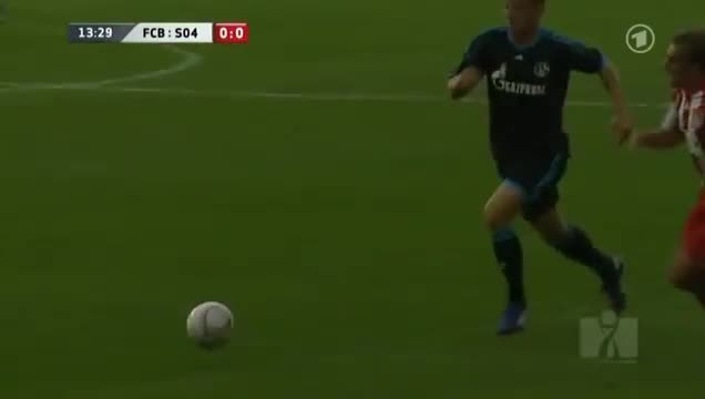 fcbayern, Lahm's tackle on Rakitic (reddit) GIFs