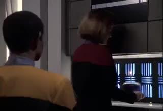 Watch and share Happy Birthday GIFs by Star Trek gifs on Gfycat