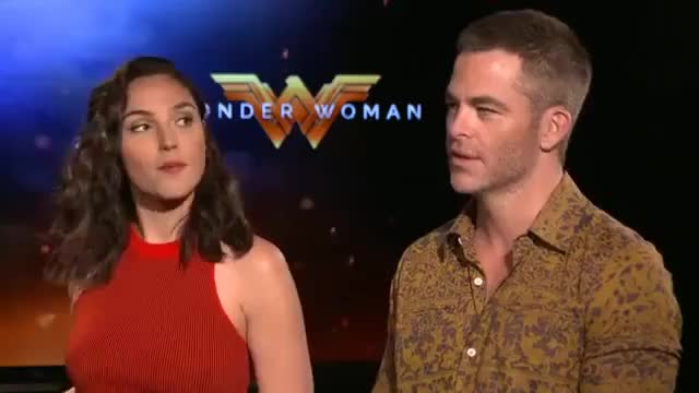 gal Gadot swallows a large load