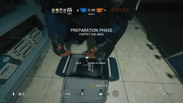 Watch and share Rainbow Six Siege GIFs by Bessi on Gfycat