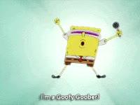 Watch and share Spongebob, Squarepants, Goofy, Goober GIFs on Gfycat