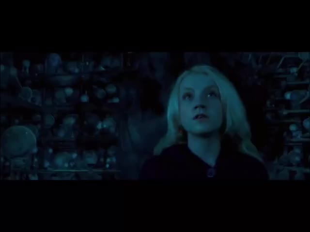 Watch and share Luna Lovegood K.O. GIFs on Gfycat