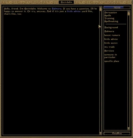 Watch Morrowind Code Patch 2.3 released (reddit) GIF on Gfycat. Discover more Morrowind GIFs on Gfycat