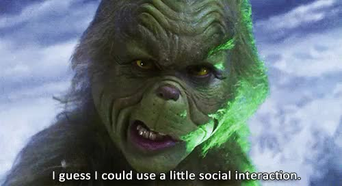 Watch and share The Grinch Feelings GIFs on Gfycat