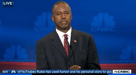Watch and share Ben Carson GIFs on Gfycat