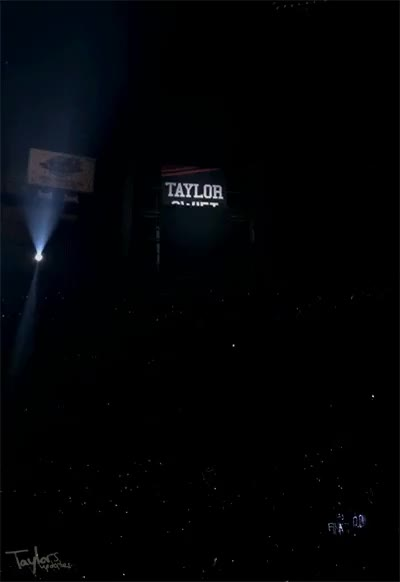 Watch Taylor's Updates GIF on Gfycat. Discover more 1989 tour, Taylor Swift, kobe bryant, la, staples center, style GIFs on Gfycat