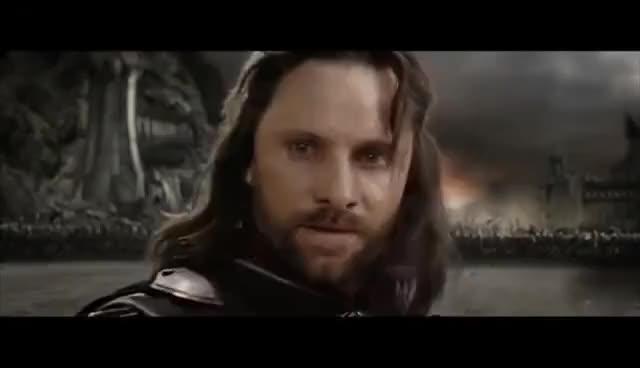 Watch Aragorn GIF on Gfycat. Discover more Aragorn, Battle GIFs on Gfycat