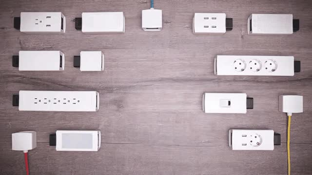 Watch and share Youmo Modular Power Strip GIFs on Gfycat