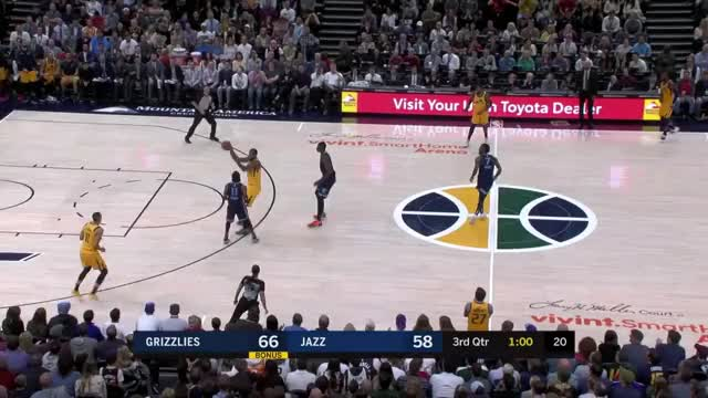Watch and share Memphis Grizzlies GIFs and Dante Push GIFs by Ben Mallis on Gfycat