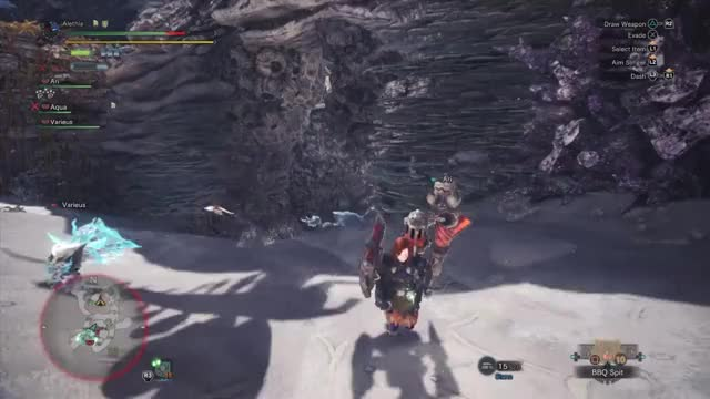 Watch Casual BBQ GIF on Gfycat. Discover more PS4share, Monster Hunter: World, PlayStation 4, Sony Interactive Entertainment GIFs on Gfycat