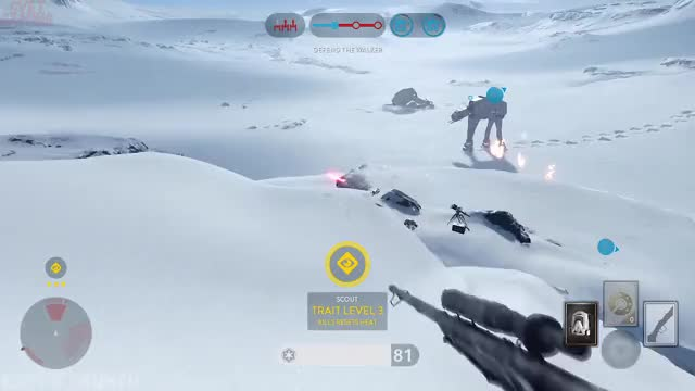 Watch Don't try to be a hero. GIF on Gfycat. Discover more starwarsbattlefront GIFs on Gfycat