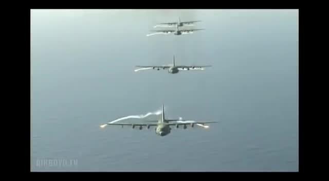warplanegfys, Formation Angel Flare Pattern (reddit) GIFs
