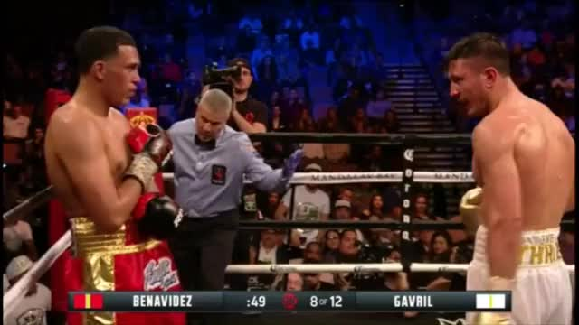 Watch benavidez-gavril RD8 GIF by @aaeohl on Gfycat. Discover more boxeo, boxing, david benavidez, sports GIFs on Gfycat