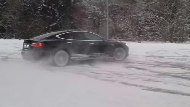 Watch and share Drifting GIFs and Model S GIFs on Gfycat
