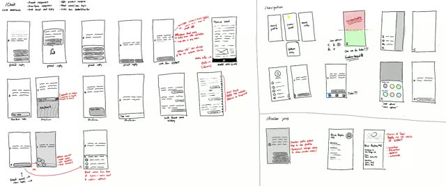 Watch and share Product Design GIFs and Wireframing GIFs by zackhargett on Gfycat