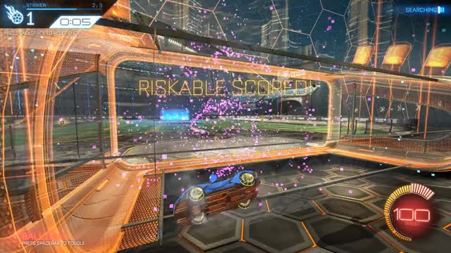 Watch and share Rocket League GIFs by Riskable on Gfycat