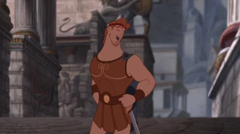 greek mythology classic disney gif