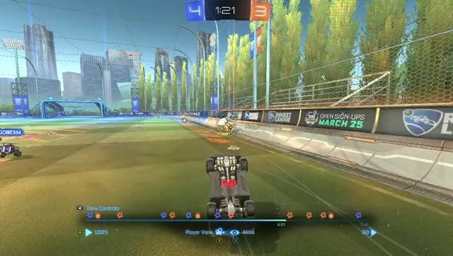 Watch and share Rocket League GIFs and Golo GIFs by rodrigoa1990 on Gfycat