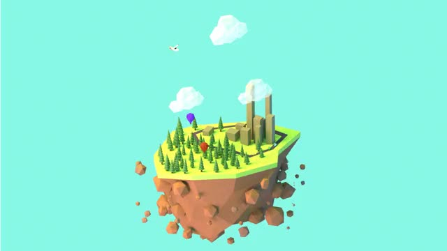 Watch and share Floating Island City (reddit) GIFs on Gfycat