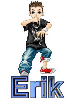 Watch and share Erik animated stickers on Gfycat
