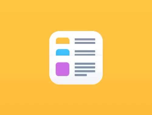 Watch Icon Design for a News App by RamotionTwitter    Source GIF on Gfycat. Discover more Icon Design for a News App, Ramotion, design, graphic design, graphic design inspiration, inspiration, ph GIFs on Gfycat