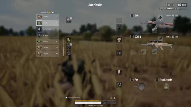 Watch and share Vlc-record-2018-01-22-14h53m56s-PLAYERUNKNOWN GIFs on Gfycat