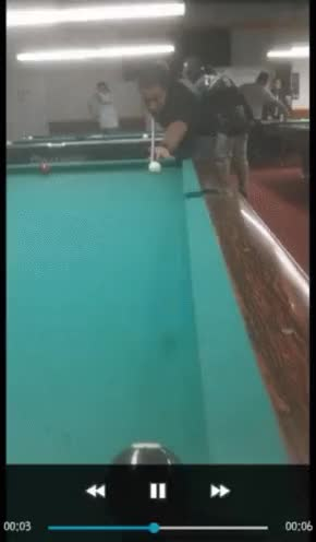 Watch and share The Popular Billiards Pool GIFs on Gfycat