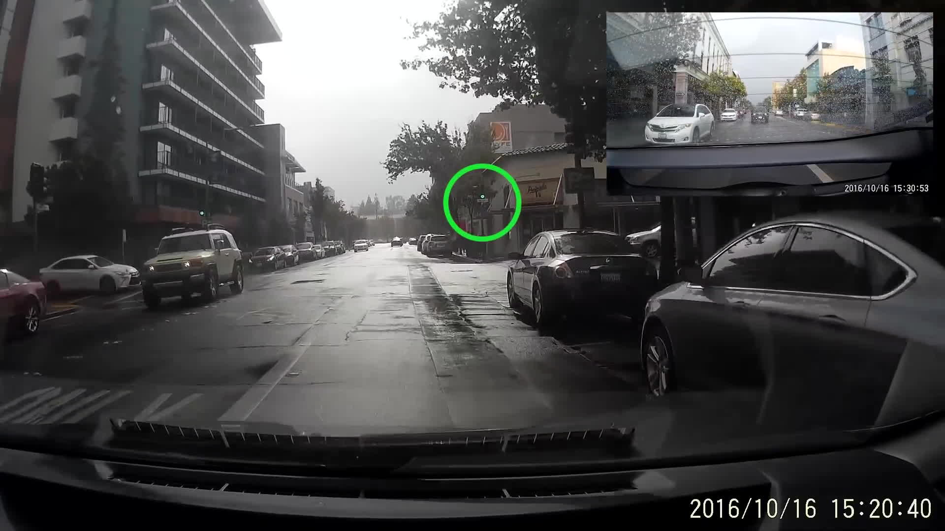 JusticeServed, justiceserved, Palo Alto Red Light Runner Instant Justice GIFs