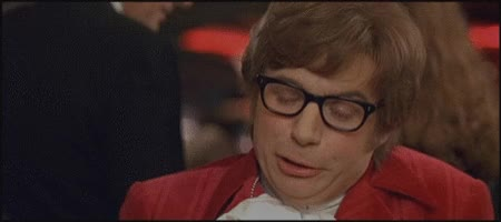 Watch and share Austin Powers Yeah Baby Gif GIFs on Gfycat