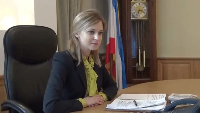 Watch Natalia Poklonskaya GIF by @usah on Gfycat. Discover more natalia poklonskaya, nyash-myash GIFs on Gfycat