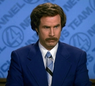 anchorman, ron burgundy, will ferrell, no man it just sounds too good to GIFs