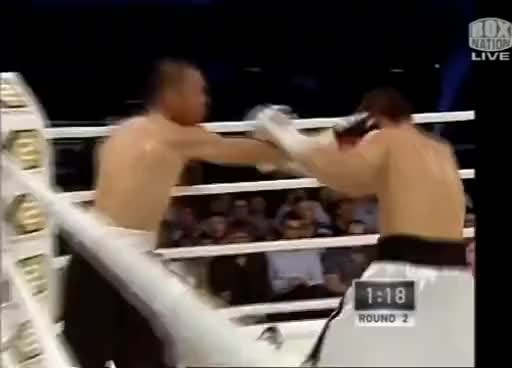 Watch Gennady Golovkin v Makoto Fuchigami (Full Fight) GIF on Gfycat. Discover more related GIFs on Gfycat