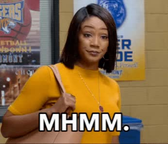 Watch this trending GIF by The GIF Smith (@sannahparker) on Gfycat. Discover more mhmm, night school, tiffany haddish GIFs on Gfycat