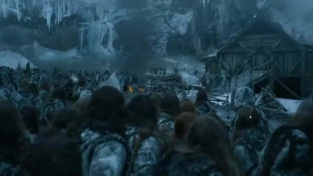 Watch Game of Thrones - Possible Ice Dragon Sighting (reddit) GIF on Gfycat. Discover more asoiaf, gameofthrones GIFs on Gfycat
