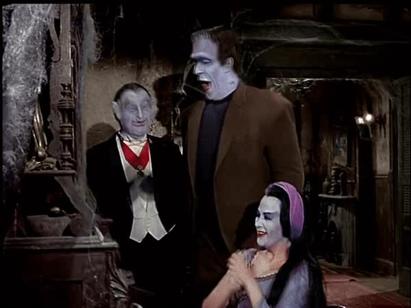 Watch Applause GIF by Bob (@bobtheb1976) on Gfycat. Discover more Applause, Clapping, Munsters GIFs on Gfycat