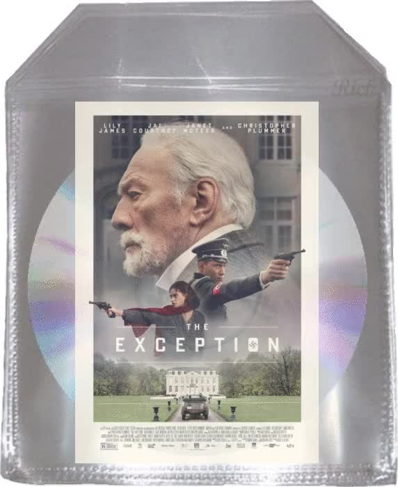Watch The Exception (2016) GIF by @ricks on Gfycat. Discover more related GIFs on Gfycat