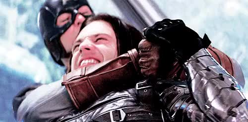 Watch twsedit GIF on Gfycat. Discover more Bucky Barnes, The Winter Soldier, buckybarnesedit, jesus, look at that arm, marveledit, mcuedit, sebstanedit, twsedit GIFs on Gfycat