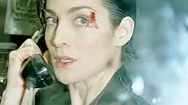 Watch and share Carrie Anne Moss GIFs and The Matrix GIFs on Gfycat