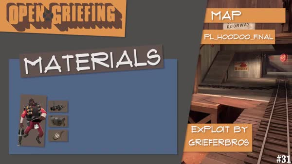 Tutorial - Hoodoo Exploit #31 (reddit) GIF   Find, Make