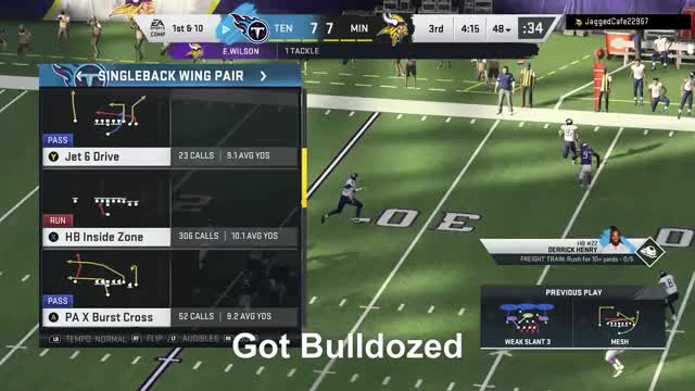 Watch and share Djviper7694 GIFs and Maddennfl20 GIFs by Gamer DVR on Gfycat