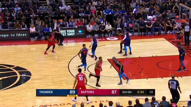 Watch and share Toronto Raptors GIFs and Basketball GIFs by louiszatzman on Gfycat