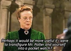 Watch Harry Potter GIF on Gfycat. Discover more cat, gif, gryffindor, harry potter, harry potter and the philosophers stone, hogwarts, magic, map, minerva mcgonagall, philosophers stone, pocket watch, potterhead, professor mcgonagall, ron weasley, socerers stone, wizard GIFs on Gfycat
