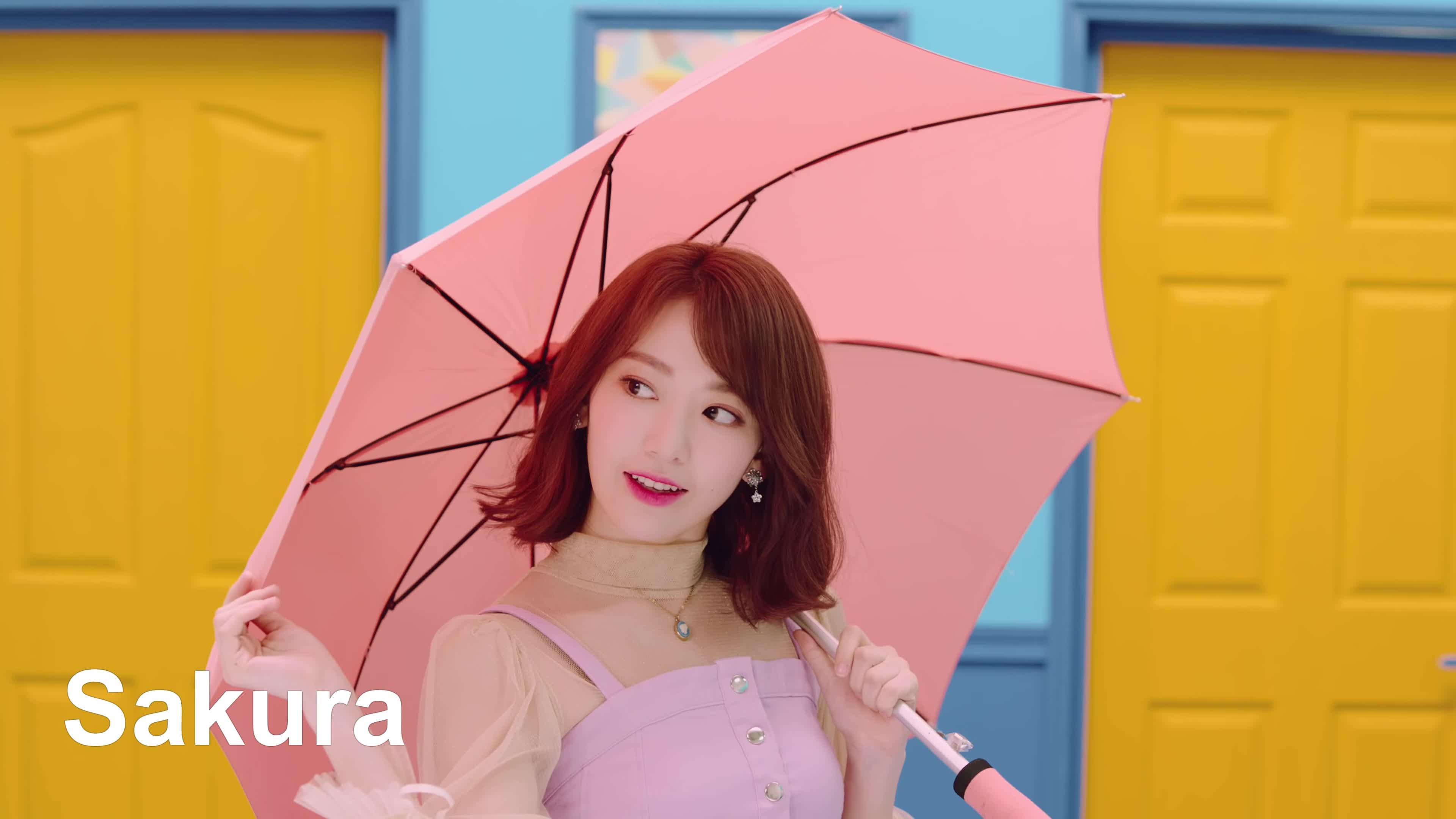 ▷ IZ*ONE (아이즈원) Concept Trailer : What IZ your color? GIF by