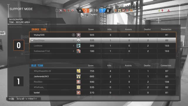 Watch Tom Clancy's Rainbow Six® Siege 20180510170613 GIF on Gfycat. Discover more related GIFs on Gfycat
