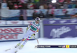 lindsey vonn, skiing, As GIFs