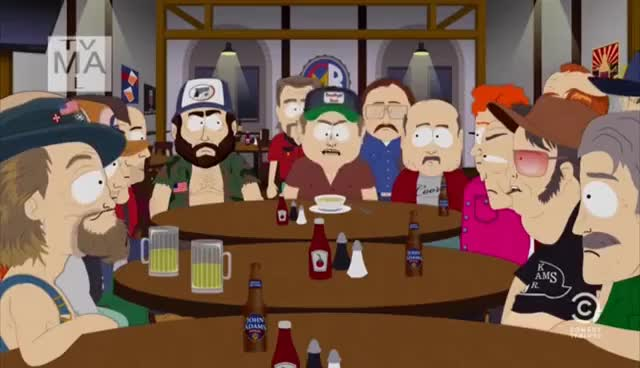 Watch South Park - Confederate flag GIF on Gfycat. Discover more related GIFs on Gfycat