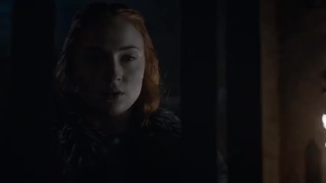 Watch and share Sansa Stark GIFs on Gfycat