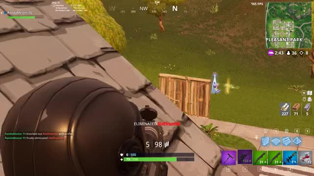 Watch and share Fortnite Cant Build GIFs by PandaMester  on Gfycat