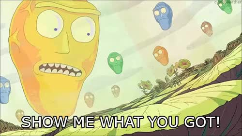 Watch Show me what you got rick GIF on Gfycat. Discover more related GIFs on Gfycat